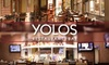YOLOS Restaurant and Bar - Green Hills: $20 for $40 Worth of Creative Cuisine and Drinks at YOLOS Restaurant and Bar