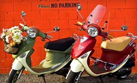 The Scoot Shop - The Scoot Shop in Sacramento