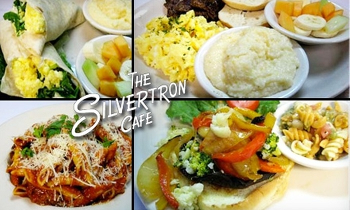 The Silvertron Cafe - Forest Park: $10 for $20 Worth of Tex-Mex Fare, Pasta, and More at The Silvertron Cafe