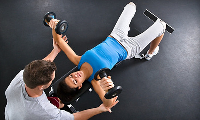 Intoxx Fitness - Tottenville: One-, Three-, or Six-Month Membership and a Personal-Training Session at Intoxx Fitness on Staten Island (Up to 85% Off)