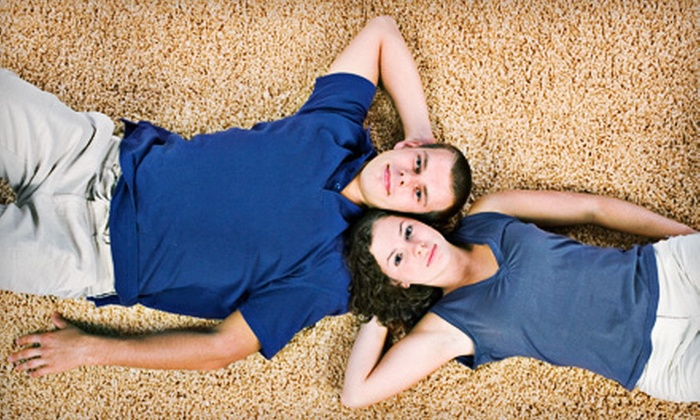 Dust-Go - Northside: Carpet Cleaning in Four or Six Rooms from Dust-Go (Up to 54% Off)