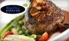 BlueFire Grille - Glenbrook: $25 for $50 Worth of Elegant American Cuisine at BlueFire Grille