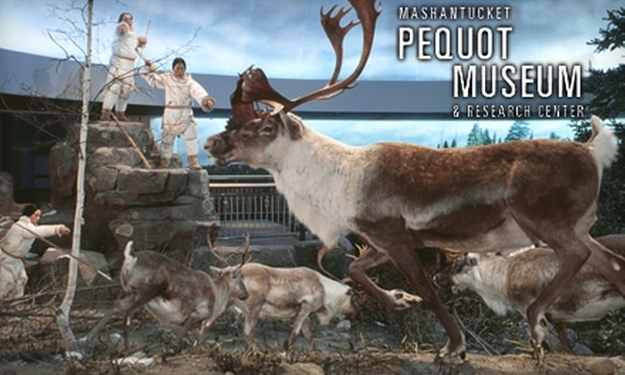 The Mashantucket Pequot Museum - Ledyard: $7 for One Adult Admission ($15 Value) or $30 for a Family Membership ($60 Value) at the Mashantucket Pequot Museum & Research Center
