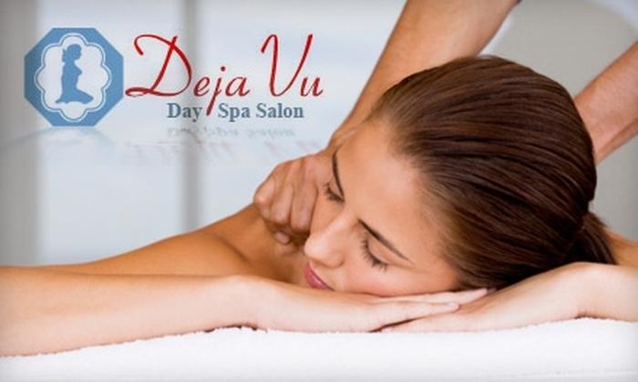 Déjà Vu European Spa & Salon  - North Richland Hills: $99 for 30-Minute Photofacial and One-Hour Swedish Massage at Déjà Vu European Spa & Salon in North Richland Hills ($225 Value)