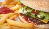 Billy's Ice - Rivercrest Heights: Hamburger Meal for Two or Four at Billy's Ice in New Braunfels (Up to 55% Off)