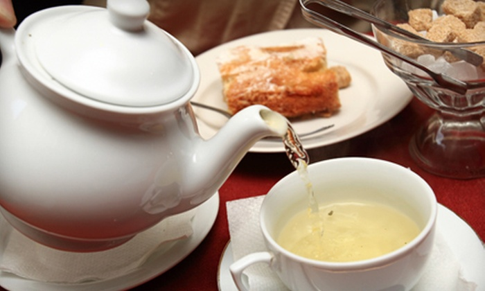 With Flair Tea Room - Great Bridge: $24 for Afternoon Tea for Two at With Flair Tea Room in Chesapeake ($49.90 Value)