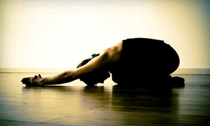 Anchorage Yoga - Midtown: $49 for One Month of Unlimited Yoga at Anchorage Yoga (Up to $135 Value)