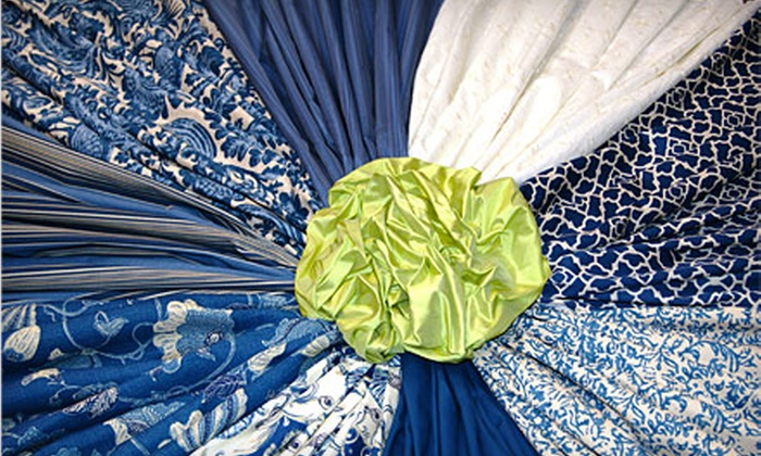 55 Off Home Decor Fabric In Vernon Hills Loomcraft Groupon