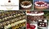 San Diego Desserts & Bistro Sixty - El Cerrito: $15 Worth of Food, Dessert & Wine at San Diego Desserts