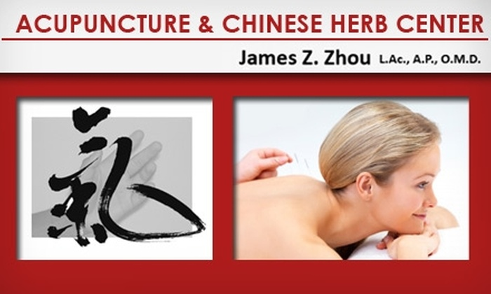 Miami Acupuncture and Chinese Herb Center - South Miami: $38 for a Consultation, Massage, and Acupuncture Treatment at Miami Acupuncture and Chinese Herb Center ($110 Value)