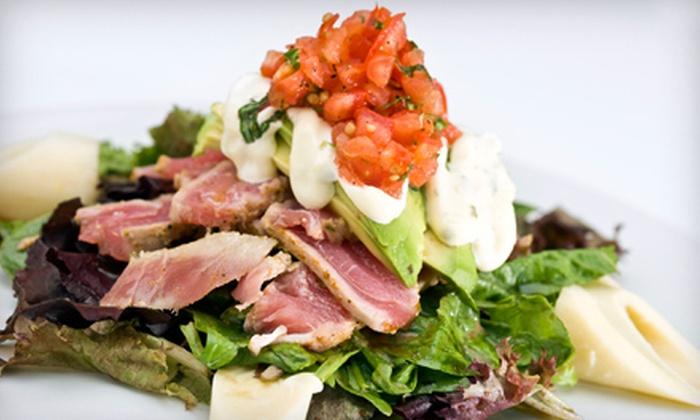La Bohème - Downtown: $20 for $40 Worth of Authentic French Cuisine at La Bohème in Burlingame