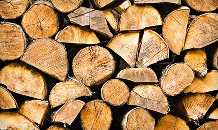 Standard Wood - South Salt Lake City: $20 for $40 Worth of Firewood from Standard Wood