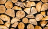 Half Off Firewood from Standard Wood