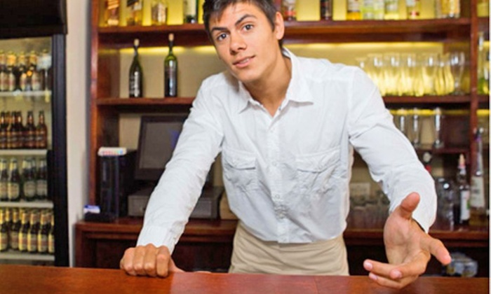 A List Startenders - Portage Park: $199 for 40-Hour Bartending-Certification Course at A List Startenders ($595 Value)