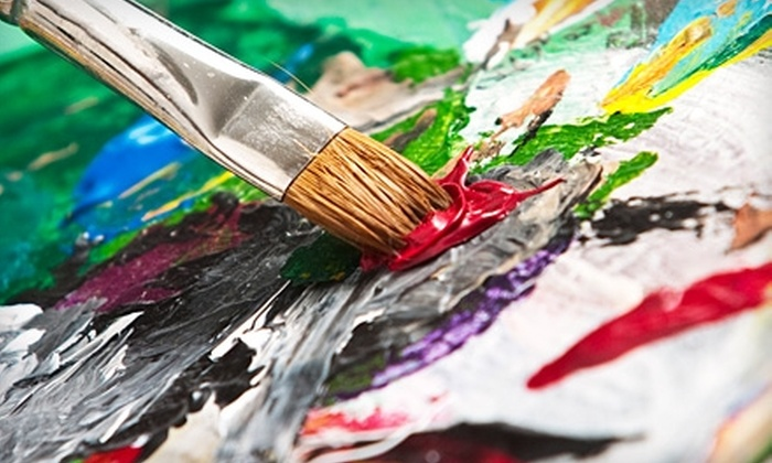 The Tipsy Canvas - McAllen: Up to 51% Off a Painting Class at The Tipsy Canvas in McAllen