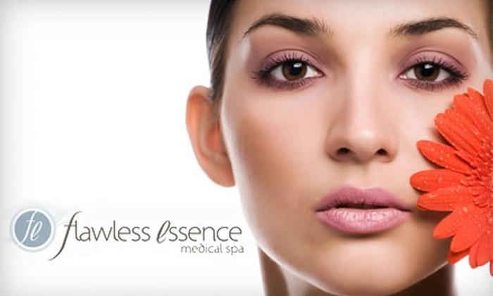 Flawless Essence - Burlington: $99 for Three Laser Hair Removal Treatments at Flawless Essence