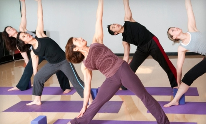 Best Body Fitness - Multiple Locations: $32 for 10 Sessions of Hard-Body Yoga at Best Body Fitness ($100 Value). Two Locations Available.