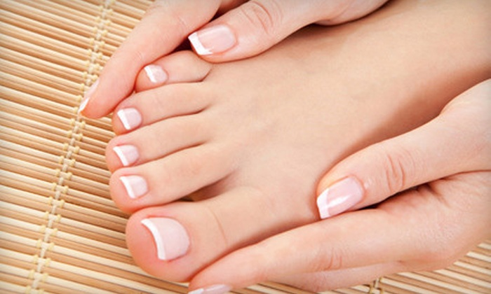 Trendy Nails - Concord: Nail Services at Trendy Nails in Concord (Up to 51% Off). Three Options Available.