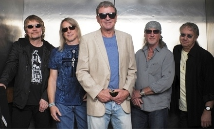 Live Nation: Deep Purple at the Sleep Train Pavilion on Sat., June 25 at 7pm: Sections 201-209 - Deep Purple at the Sleep Train Pavilion in Concord