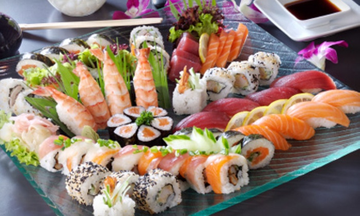 Kaihana - Des Moines: $15 for a Three-Course Fixed-Menu Sushi Dinner for Two at Kaihana in Des Moines (Up to $33.35 Value)