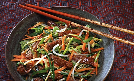$30 Groupon to The Mongolie Grill - The Mongolie Grill in Edmonton