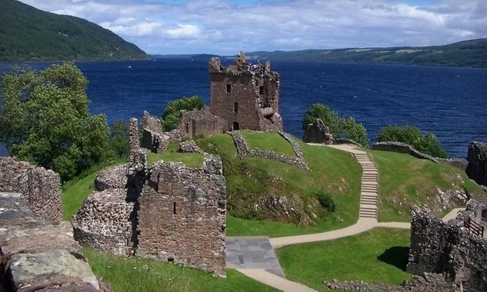 six day five night scotland tour groupon