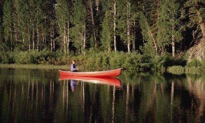 Black Creek Canoe Rental - Jackson: Weekday or Weekend Canoe Rental from Black Creek Canoe Rental in Brooklyn