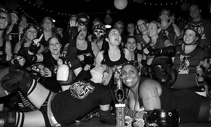 Green Country Roller Girls - Broken Arrow: $4 for One Adult General-Admission Ticket to a Green Country Roller Girls Event in Broken Arrow ($8 Value). Two Dates Available.