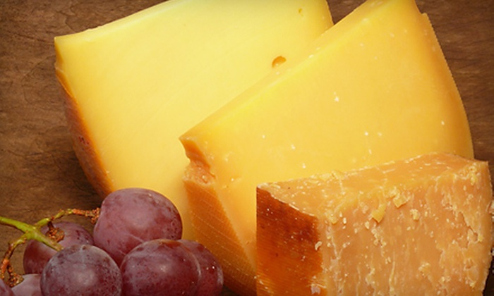 Rich's Cheese - Lowry Field: $40 for a Day-Long Cheddar Cheese-Making Workshop from Rich's Cheese ($80 Value)
