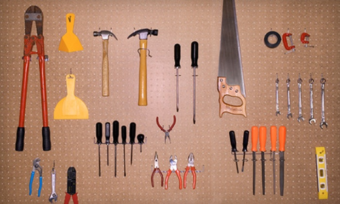 Umber's Do it Best Hardware - Multiple Locations: $10 for $20 Worth of Tools and Hardware at Umber's Do It Best Hardware