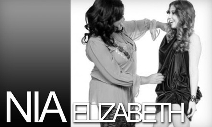 Nia Elizabeth - Birmingham: $30 for Two Hours of Styling or Personal Assistance Services with Nia Elizabeth
