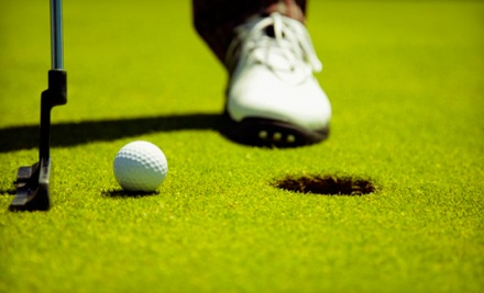 18-Hole Round of Golf for 2, Including Cart Rental, Valid MondayThursday - Paschal Golf Club in Wake Forest