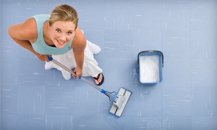 Above and Beyond Green Cleaning Services - Lakeland: $60 for Three Hours of Cleaning Services from Above and Beyond Green Cleaning Services ($120 Value)