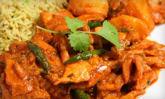 null - Mcmillan: $8 for $16 Worth of Indian Fare and Drinks at Tandoori Hut