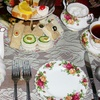 $5 for Tea at Piccadilly Parlour Victorian Tea Room