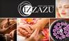Up to 56% Off Mani-Pedi at Izzazu