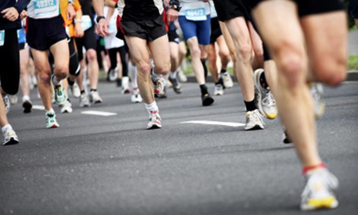 Republic Bank Big Hit 1/4 Marathon - Central Business District: $29 for Registration for Republic Bank Big Hit 1/4 Marathon on October 30 in Louisville ($59 Value)