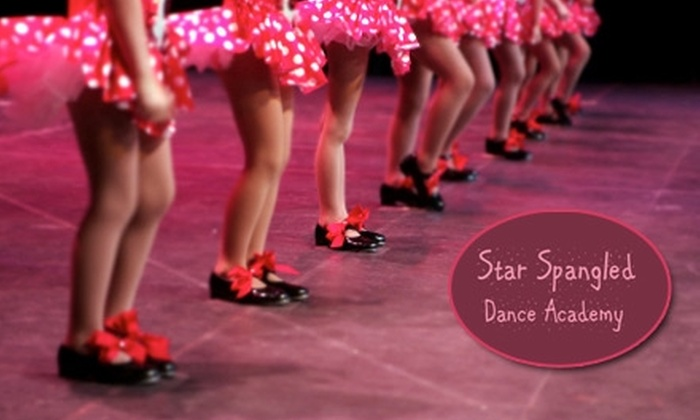 Star Spangled Dance Academy - Sioux Falls: $40 for One Summer Dance Camp at Star Spangled Dance Academy (Up to $95 Value)
