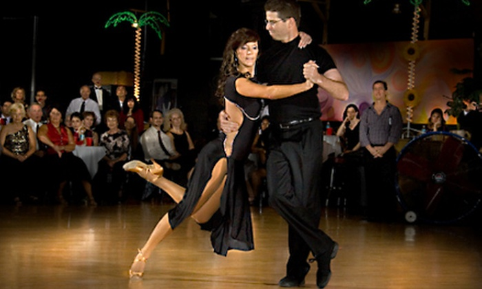 Nanette's Inc. - Multiple Locations: $39 for Eight Intro to Ballroom Dance Classes at Nanette's Inc. ($90 Value)