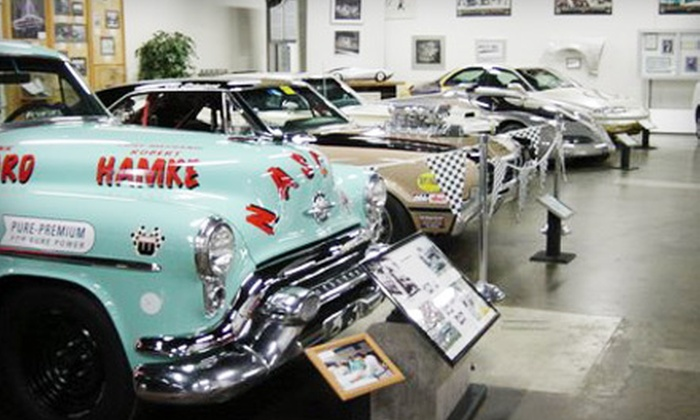 R.E. Olds Transportation Museum - The Stadium District: $5 for Family Admission Pass for Up to Five to R.E. Olds Transportation Museum ($10 Value)
