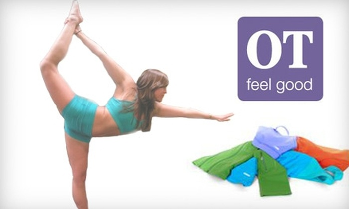 OT Fitwear - Multiple Locations: $25 for $50 Worth of Fitness Apparel at OT Fitwear