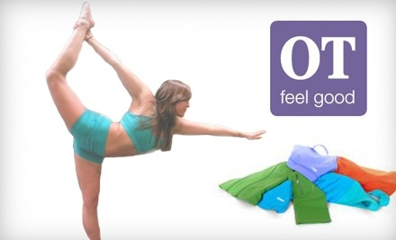 $50 Groupon to OT Fitwear - OT Fitwear in Victoria