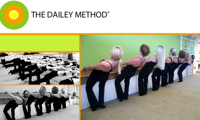The Dailey Method - McCormick Ranch: $20 for Three Fitness Classes at The Dailey Method