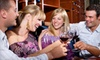 Captain's Walk Winery - Downtown: Wine Tasting for 2 or 4 or a Private Lounge Tasting Party for Up to 12 at Captain's Walk Winery (Up to 52% Off)