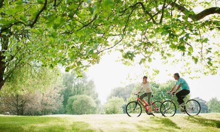 Alquiler de bicicletas para 2 personas durante 1 o 3 días con Bicillevant (hasta 61% de descuento)