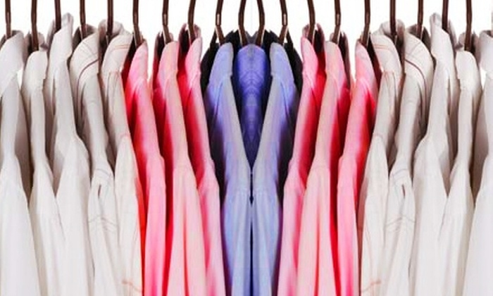 Rose Cleaners - Multiple Locations: $15 for $30 Worth of Dry Cleaning at Rose Cleaners