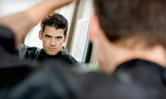Brittany Reed Salon - Clive: $12 for a Men's Haircut at Brittany Reed Salon ($25 Value)