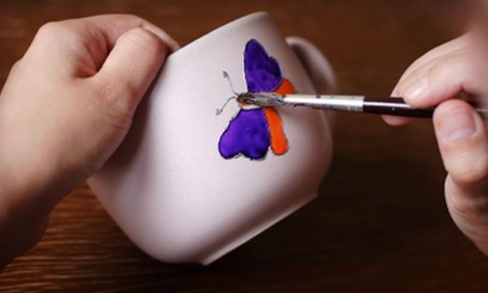 Pottery Bears 'n Beads - Clearwater: $12 For $24 Toward Paint-Your-Own-Pottery at Pottery Bears 'n Beads in Clearwater