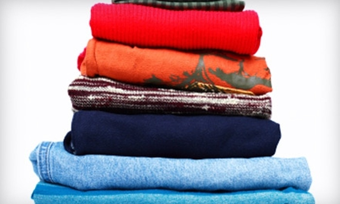 E-Z Clean - West Haven: $20 for $40 Worth of Laundry Services at E-Z Clean Laundromat in West Haven