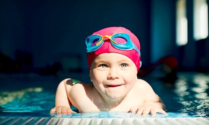 Win Kids - Flower Mound: $12 for a 30-Minute Private Swim-Safety Lesson and Evaluation at Win Kids in Flower Mound ($32 Value)